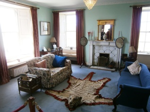 The Laird of Skaille's drawing room